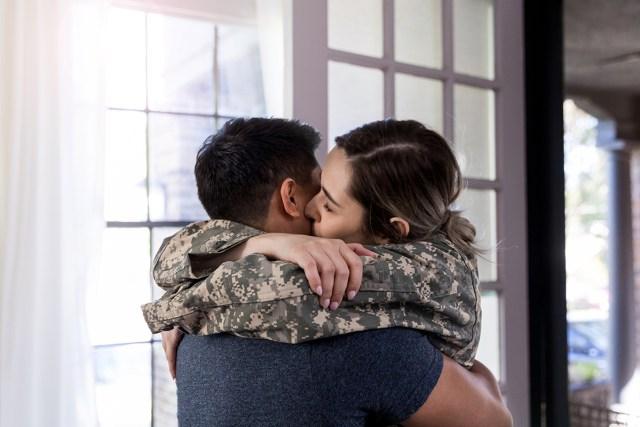 mental health pandemic military families