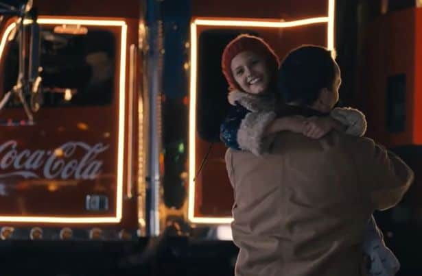 Coca-Cola 2020 Christmas Commercial