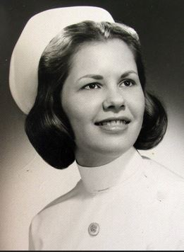 The Days of Black and White nurse