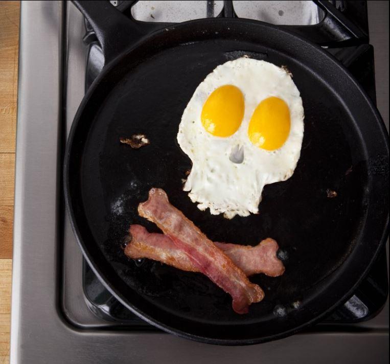 A Pirates Breakfast