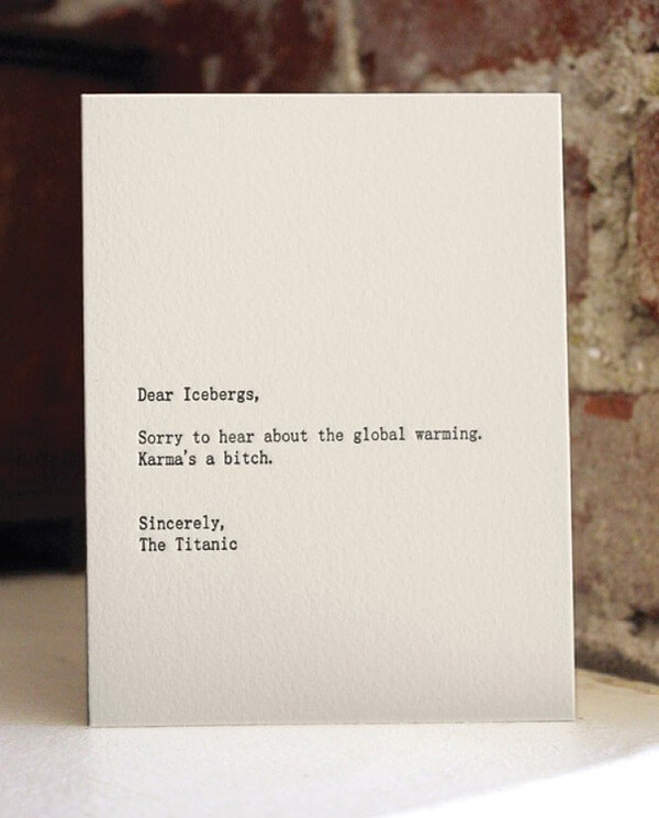 Dear-Icebergs