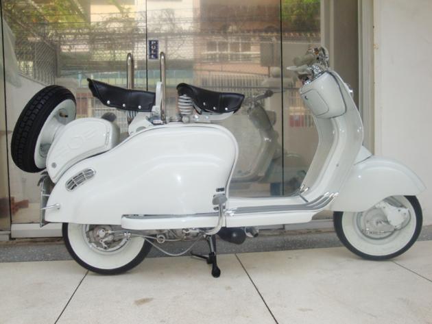 1956 Lambretta LD MK