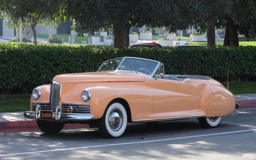 1941 Packard Clipper Darron
