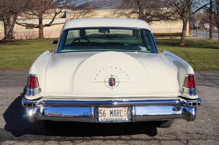 1956 Continental Mark II-4