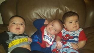 Keoni, Makani & Kaleo