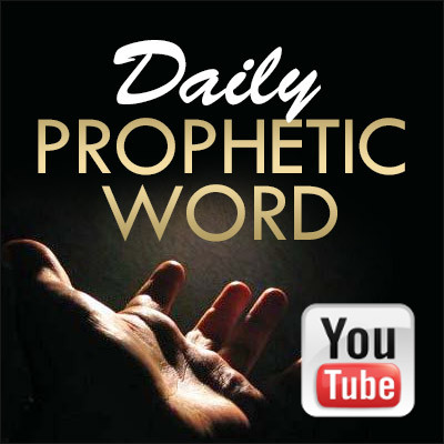 Daily Prophetic Word on Video! | Father's Heart Ministry