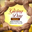 Friday is Giving Day – Retrieve Your Free Gift (4/20/2018)