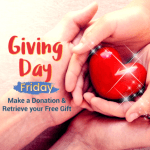 Giving Day – Do You Want Luck or Favor?