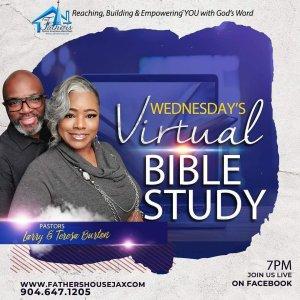 Bible Study Virtual Service