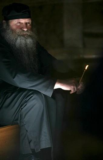 MIDEAST- JERUSALEM-RELIGION-CHRISTIAN ORTHODOX EASTER