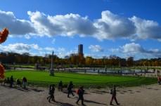 Walkin' the Jardin du Luxembourg