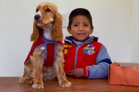 Changuito y su perro