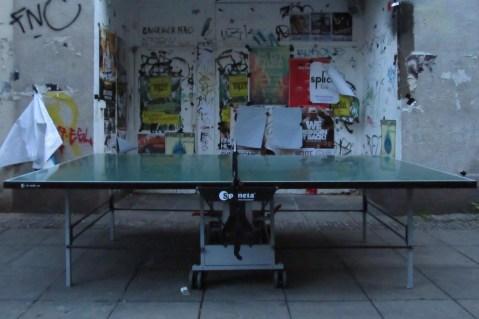 Lonley Table