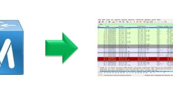 CMS Wireshark Packet Capture