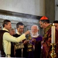 Commemorazione dei Fedeli Defunti a Venezia con il Patriarca Francesco Moraglia, Araldi del Vangelo-010
