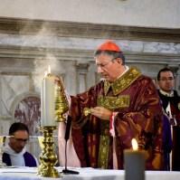 Commemorazione dei Fedeli Defunti a Venezia con il Patriarca Francesco Moraglia, Araldi del Vangelo-016