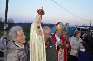 Processione x apertura porta Santa Santuario B. V. Della Spina 202