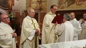 S.Messa del vicariato con l'offerta dell'olio della lampada mariana perpetua (6)