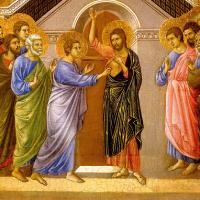 II Domenica di Pasqua o della Divina Misericordia -  Anno - B.