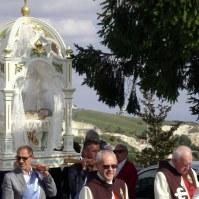 Festa patronale, Rubbio, Maria Bambina, Araldi del Vangelo, Italia-001