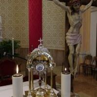 Festa patronale, Rubbio, Maria Bambina, Araldi del Vangelo, Italia-009