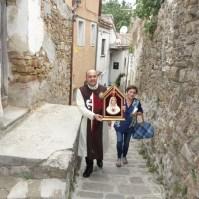 Madonna di Fatima, Pellegrina, Araldi del Vangelo, Parrocchia Santa Maria Assunta, Montemurro (PZ)-017