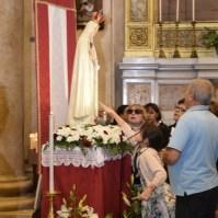 Chiusura del centenario delle apparizioni di Fatima a Messina-023