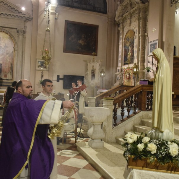 1-Messa e omaggio musicale alla Madonna a Borbiago