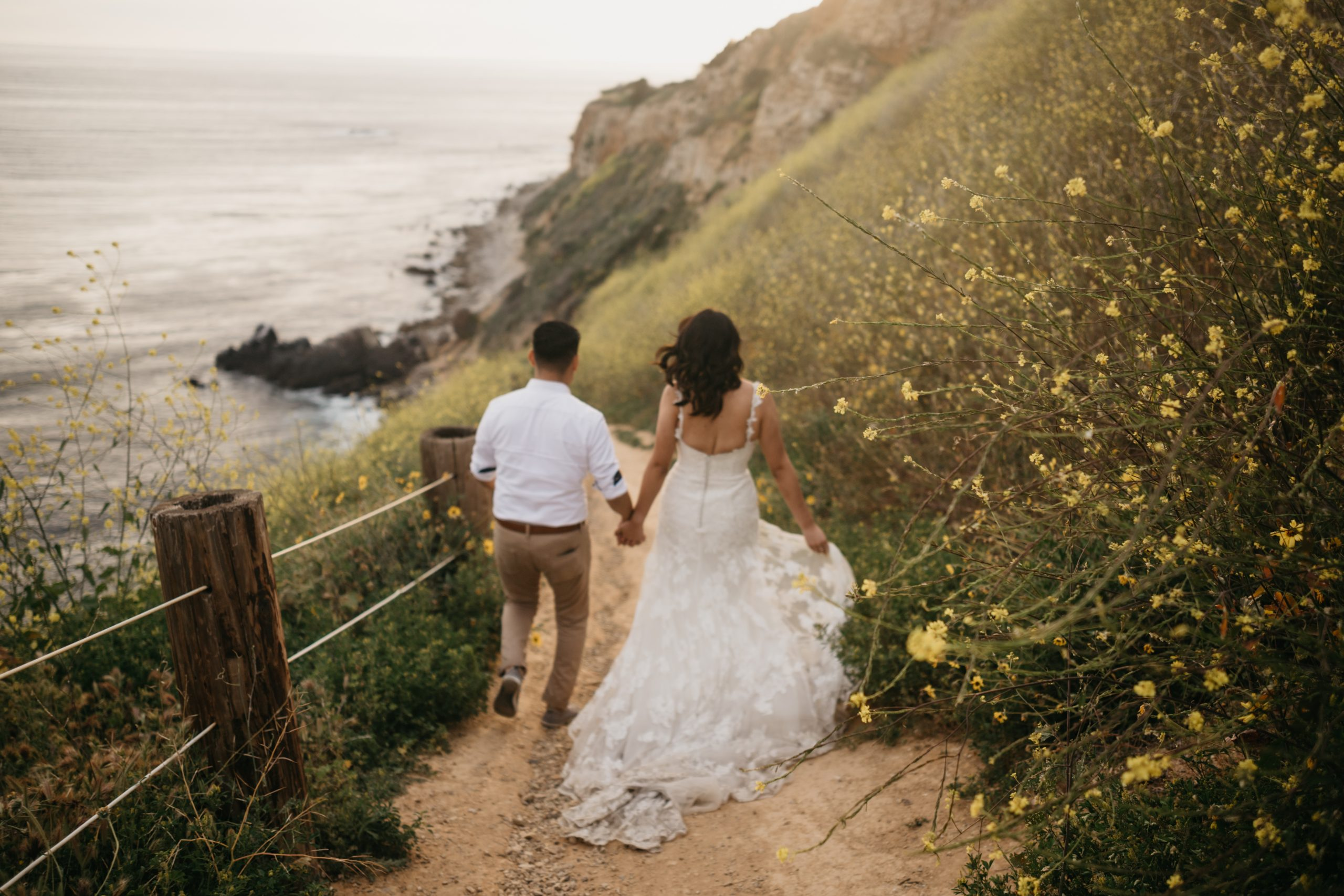 Palos Verdes Coast Bridals, image by Fatima Elreda Photo