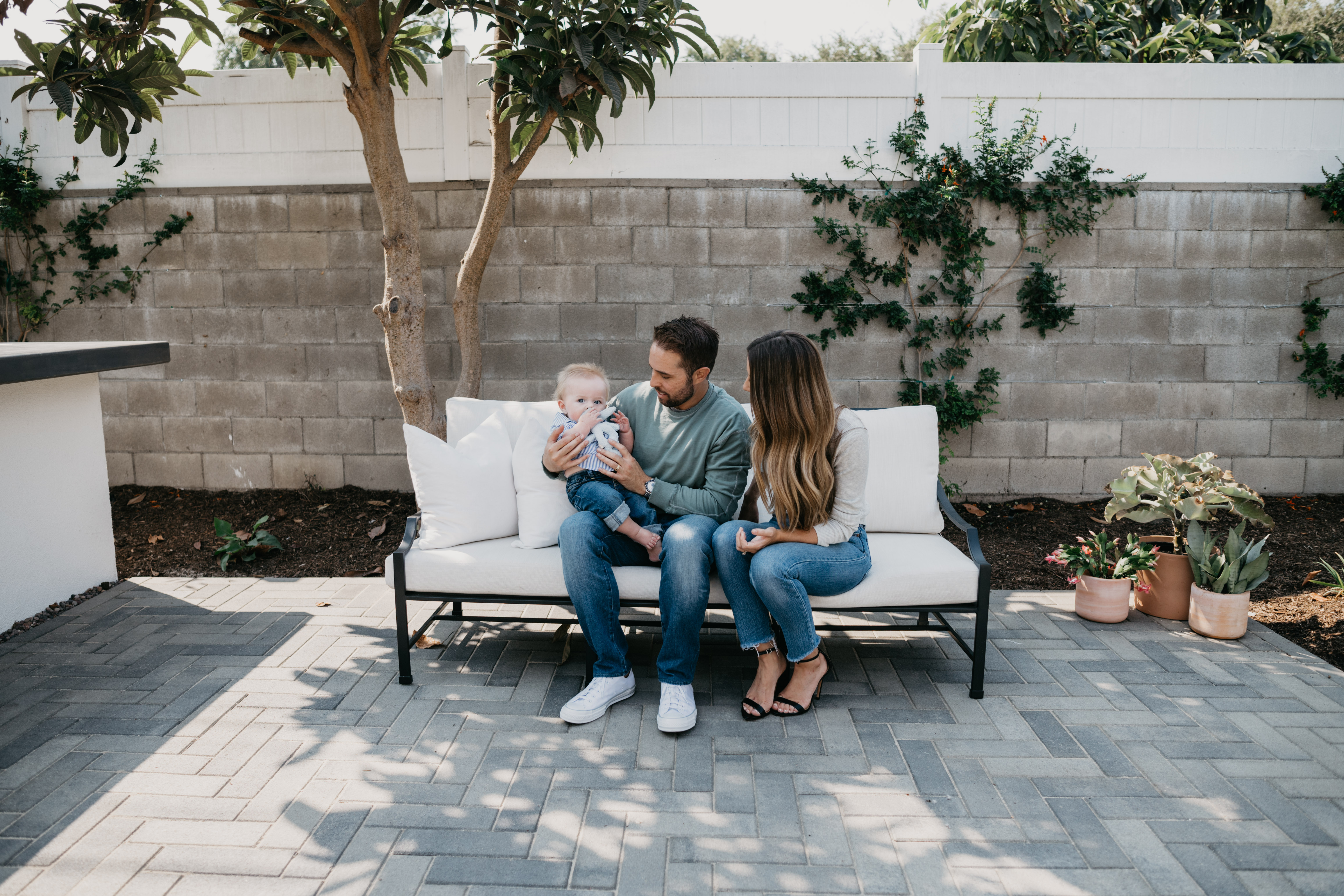 Long Beach Family Photo Session, image by Fatima Elreda Photo