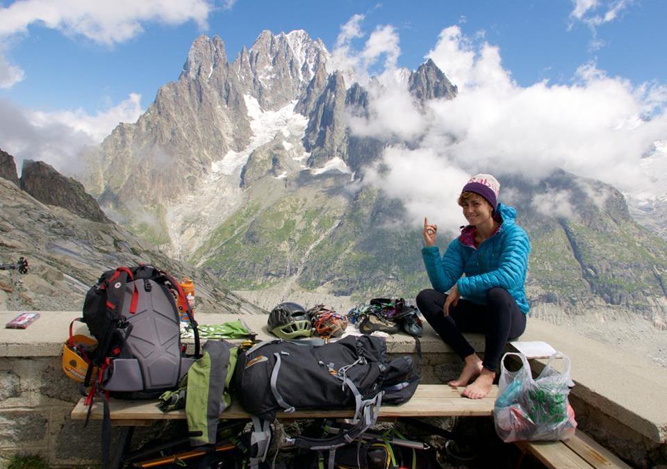 Día de descanso en Los Alpes