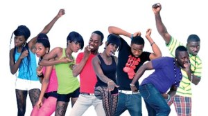 Azonto-Dancers
