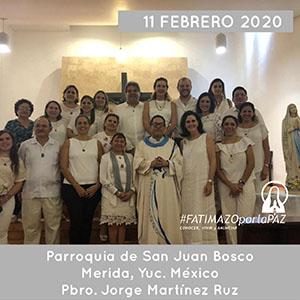 PARROQUIA DE SAN JUAN BOSCO MERIDA YUC MEX 300