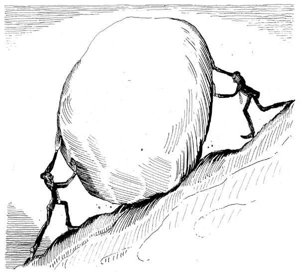 rolling-stone-uphill-against-resistance1