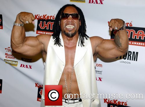 Melle Mel 2007 Urban Music Awards at Manhattan Center New York City, USA 07.07.07 Credit: (Mandatory): HRC/ WENN