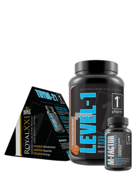 1st Phorm King Weight Loss Stack
