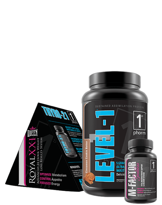Ultimate Weight Loss Supplement Stack