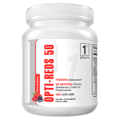 1st Phorm Opti-Reds 50 Review