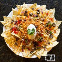 Fatmans famous nachos