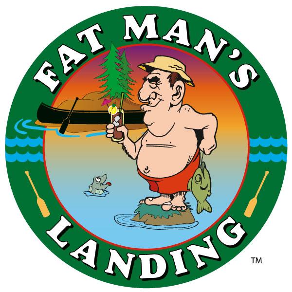 Fat Man's Landing Logo