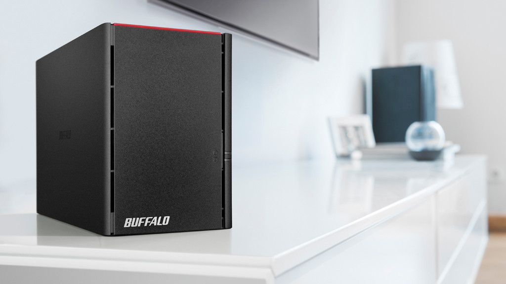 How to Fix the Buffalo Linkstation NAS - Partition Not Found Error