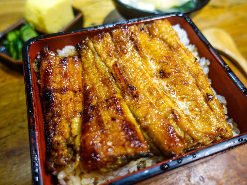台北鰻魚飯