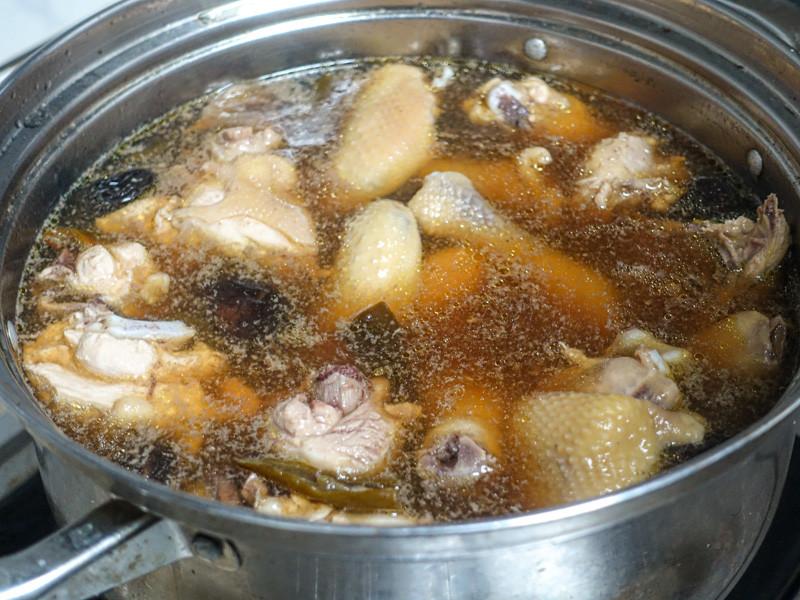 剝皮辣椒雞湯食譜