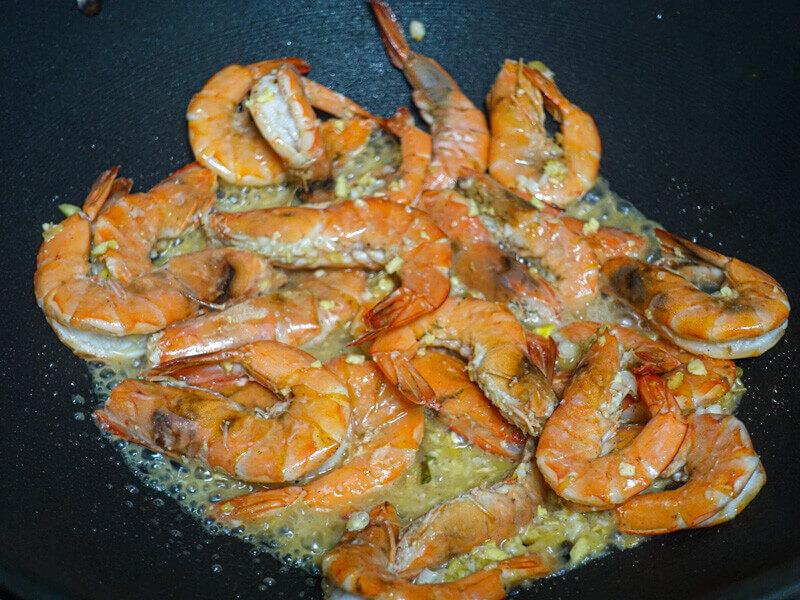 胡椒蝦食譜
