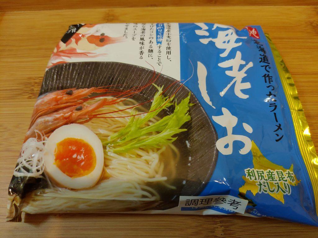 北海道鹽味拉麵