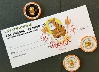 FOC Gift Certificate