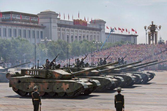 Parada militar em Pequim - Fatos Militares