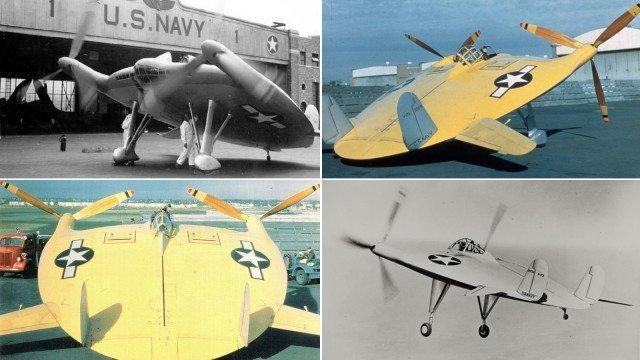 02-Vought-V-173-the-Flying-Pancake-an-American-experimental-fighter-aircraft-for-the-United-States-Navy-1942-640x360