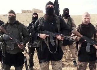 Membros do Estado Islamico - Daesh