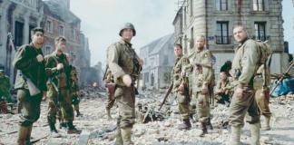 filmes sobre a segunda guerra